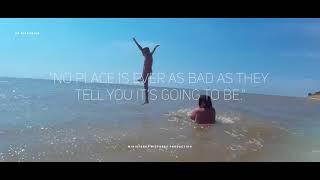 Лебедёвка курорт дикий отдых и крутая йога (трейлер)