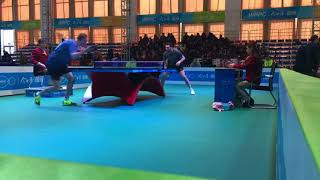 World Ping Pong Cup-2017. Qualification. Part 1