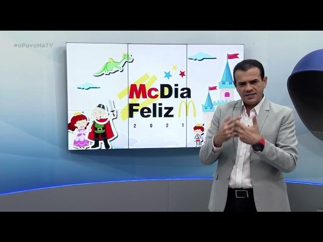 McDia Feliz 2021 - 18 10 2021 - O Povo na TV