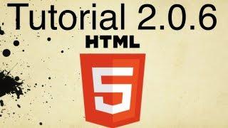 HTML5 التعليمي 2.0.6 | كيفية إنشاء بريد إلكتروني يحتوي على رابط