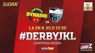 28.09.2019 KaDy - Riemu klo 13.30 Futsal-Liiga