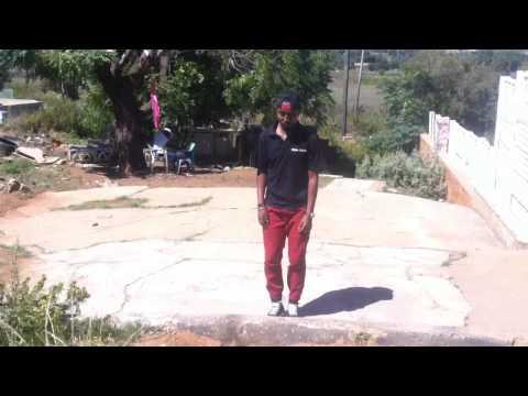 South African Sbhujwa dance