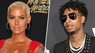 amber rose defends introducing son to boyfriend after backlash