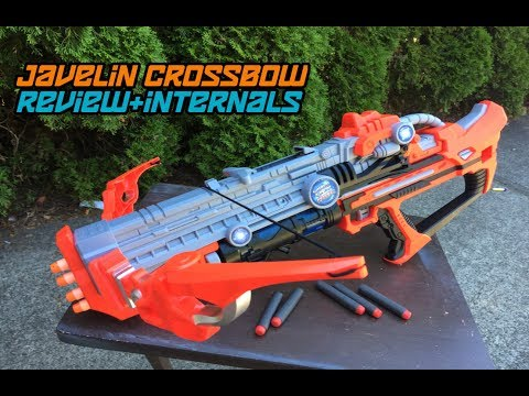 THE JUDGE REVIEW - Nerf DOOMLANDS 2169 Blaster (Range/C ...