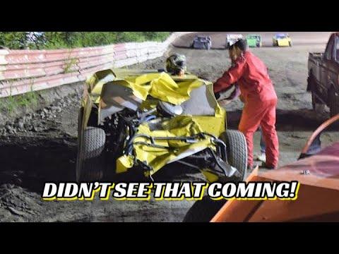 Hilltop Speedway crash 7-29-17