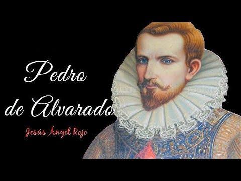 Pedro De Alvarado Por Jesús Ángel Rojo.