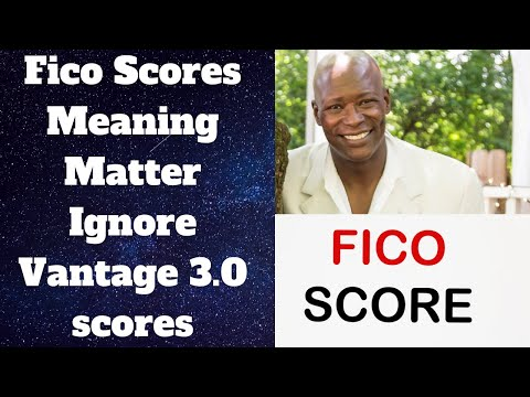 fico-scores-are-king-ignore-vantage-3.0-scores