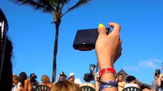 BSB Cruise 2011 Beach party - Musical Chairs