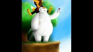 Speed Paintng SAI - Baymax (Les Nouveaux Héros) par Blinkboboss
