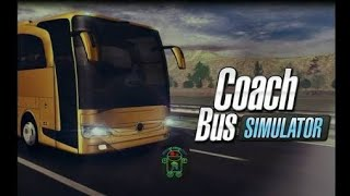 COACH BUS SIMULATOR ...... ONLY 105 mb ......