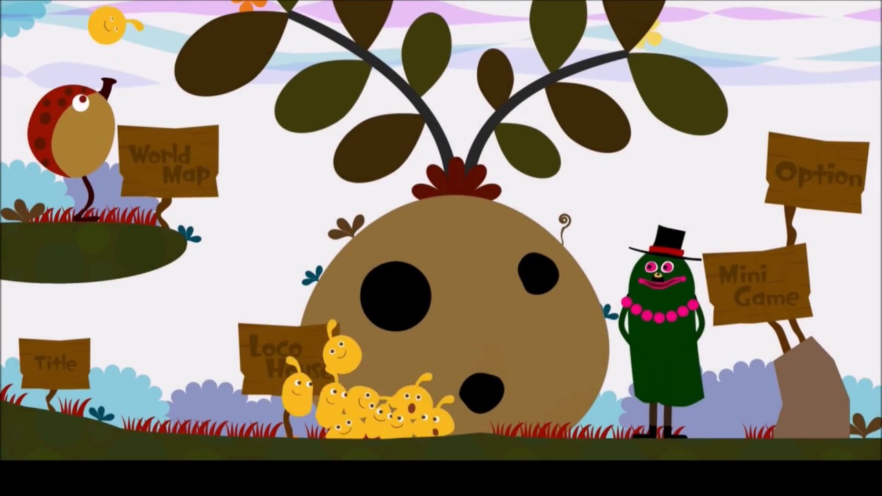 Locoroco for playstation portable sales, wiki, release dates.