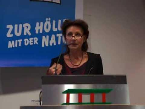 "Krieg gegen Flüchtlinge - Ulla Jelpke (MdB Die Linke) contra Münchner ""Sicherheitskonferenz"" (3/7)"