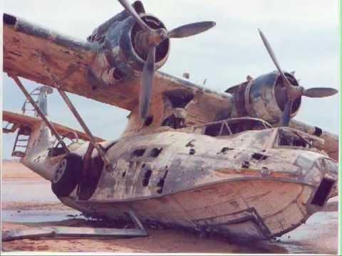 Catalina N5593V Flying Boat Abandoned In Saudi Arabia