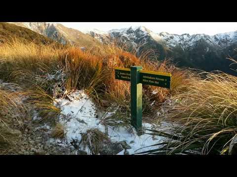 THE TARARUA RANGE AT IT'S BEST - New Zealand