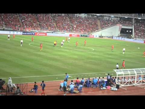 Liverpool vs Thailand tour asia 2013 #3