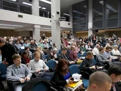Grzegorz Braun w Krakowie - 23 marca AD 2015 - przemowa 2 z 3