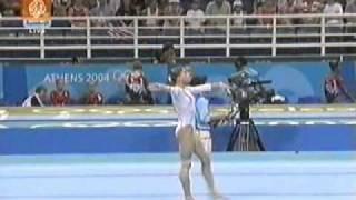 Monica Rosu (ROM) - 2004 Olympic games qualification FX