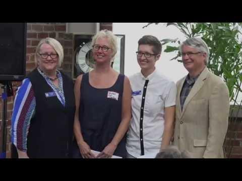 Art Project Grants Award Ceremony - Bloomington Arts Commission
