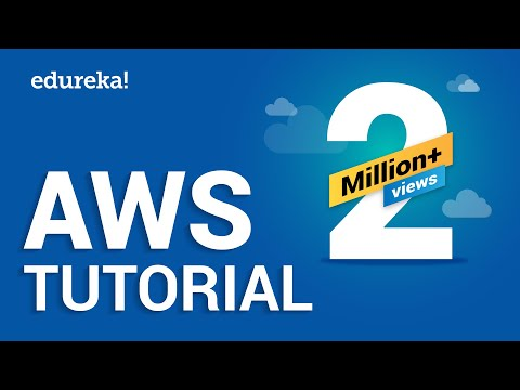 AWS Tutorial For Beginners | AWS Certified Solutions Architect | AWS Training | Edureka