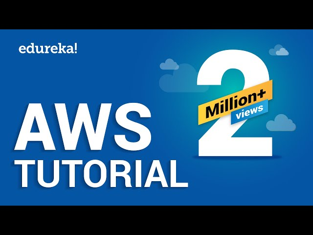 Course AWS training by Edureka | Cursa - Learn with a lot of