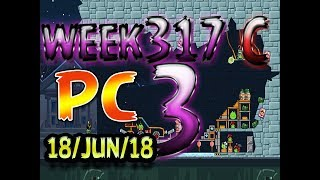 Angry Birds Friends Tournament Level 3 Week 317-C PC Highscore POWER-UP walkthrough