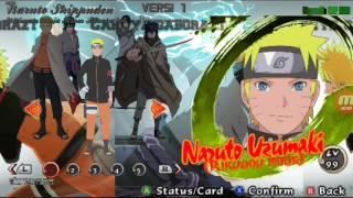 Naruto Shippuden Ultimate Ninja Impact/MOD STORM4 Uzumaki Naruto The Last Movie By : Cahyanamiukaze