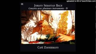 Concerto pour flûte, violon & clavecin en La Mineur, BWV 1044: III. Tempo di Allabreve