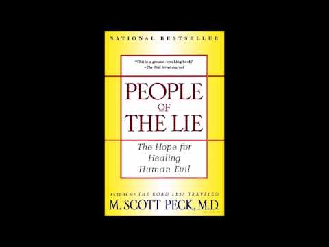 M Scott Peck - People of the Lie Audiobook