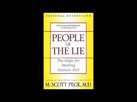 M Scott Peck - People of the Lie Audiobook