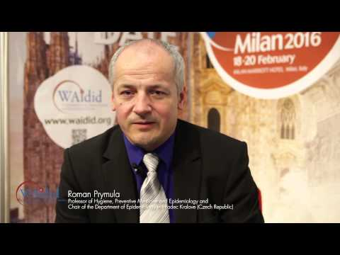 How to increase vaccine coverage in different age groups - Professor Roman Prymula