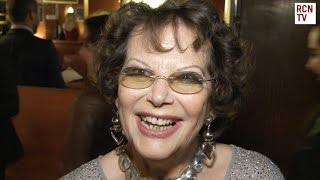 Claudia Cardinale Interview - Effie Gray & Once Upon A Time In the West
