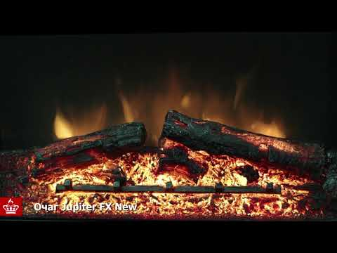 Электрический очаг Royal Flame Jupiter FX New