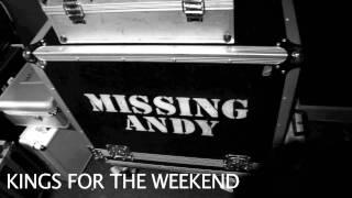 MISSING ANDY - The making of 'Generation Silenced' Pt2