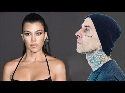 New Ship Alert: Kourtney Kardashian & Travis Barker Are Dating