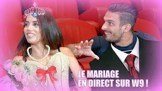 Tout ce qu'il faut savoir sur le mariage de Manon et Julien en direct sur W9 !