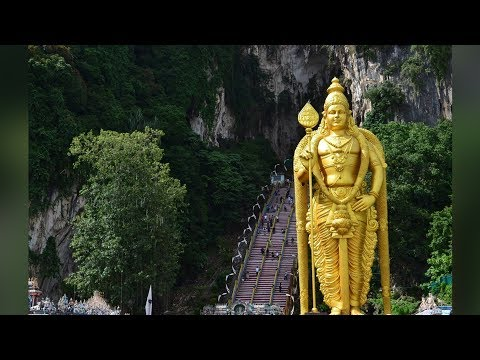 Batu Caves - Lord Murugan's Abode in Malaysia