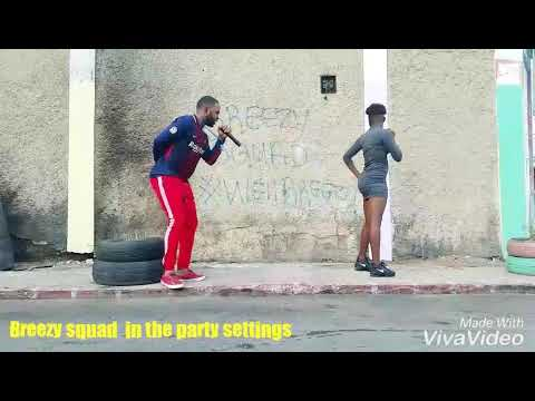 Breezy squad dance hall street vybz ft -salty from Africa 2018 & beyond