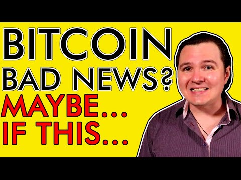 BAD NEWS FOR BITCOIN? CRYPTO DEFI BEST INVESTMENT OF 2020 AND BEYOND! [You Need to See This]