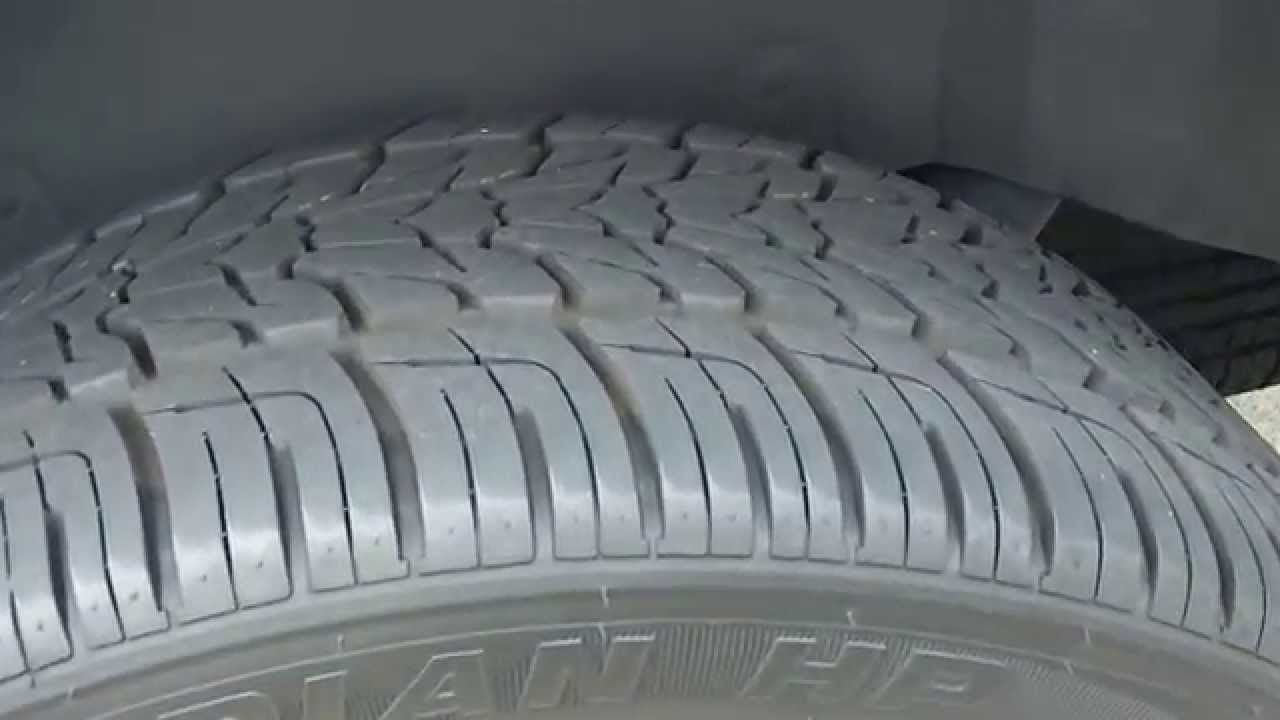 Roadian HP Tire Reviews of Fitment and Tread Pattern - YouTube