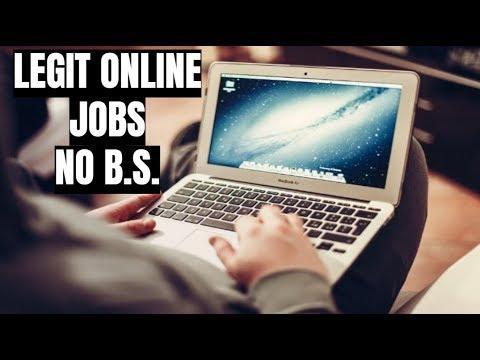 6 Legit Online Jobs Hiring for March 2019