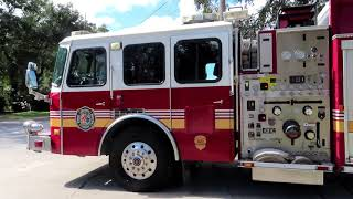 Engine 200 - Orange County Fire Rescue Department
