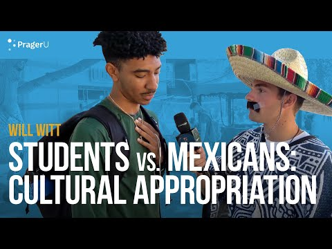 Students Vs. Mexicans: Cultural Appropriation