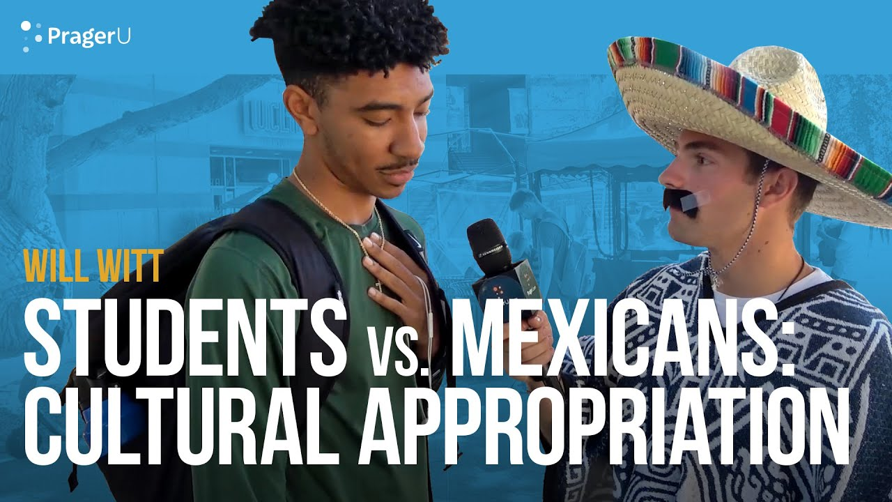 Students Vs  Mexicans: Cultural Appropriation - YouTube