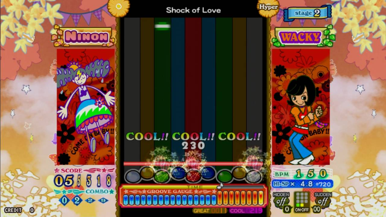 NEO GS ネオGS] Shock of Love /...