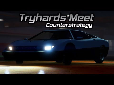GTA Online: Tryhards