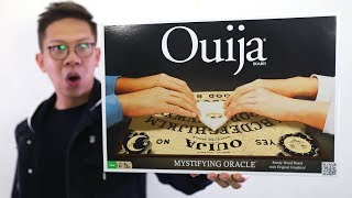 OUIJA!! VIDEO HORROR TERAKHIRKU..