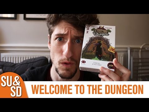 Welcome to the Dungeon - Shut Up & Sit Down Review