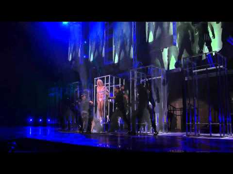 Britney Spears - Up 'n Down ( DVD Live From Toronto w/ Backdrop)