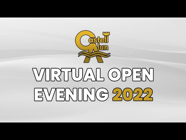 Cymraeg - CAHS Sixth Form Virtual Open Evening 2021