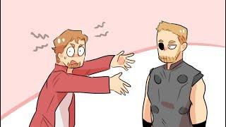 "|| ""It is Christmas--"" || Marvel Dudes_(Animatic)"
